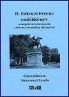 Monostori László: II. Rákóczi Ferenc emlékkönyv
